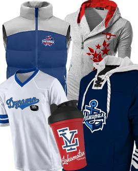 Производство и продажа спортивной атрибутики и сувенирной продукции с уникальным дизайном.
